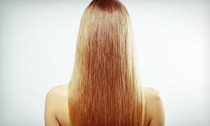 Cristina's Hair Salon - North Babylon: $79 for Coppola or Rejuvenol Brazilian Keratin Hair Treatment at Cristina's Hair Salon ($250 Value)