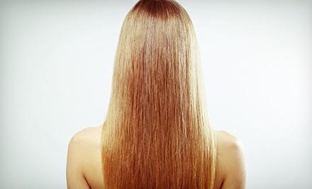Brazilian keratin hair treatment cristina 39 s hair salon for 33 fingers salon groupon