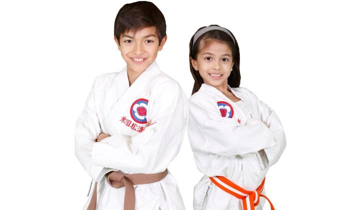 Arizona Shotokai USA - Chandler: Month of Unlimited Karate or 10 Classes at Arizona Shotokai USA (Up to 85% Off)