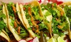 Tacos Nacos - Hope Valley: Mexican Food at Tacos Nacos ( 40% Off). Two Options Available.