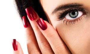Bliss Estética & Fotodepilación: 2 sesiones manicura y/o pedicura con opción a diseño cejas, tinte y permanente pestañas desde 12,90 € en Bliss Estética