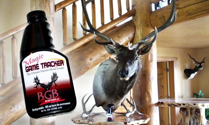 Magic Game Tracker for Hunters: Magic Game Tracker for Hunters. Free Returns.