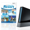 Nintendo Wii System (Refurbished) with Wii Sports Resort
