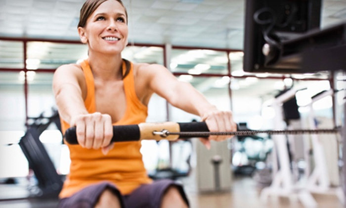 Topham Street Gym - South Valley: 10 Group Fitness Classes or a One-Month Membership with Unlimited Group Classes at Topham Street Gym (Up to 83% Off)