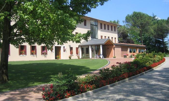 Hotel del Parco - Del Parco: Marca Trevigiana, Hotel del Parco - Cena di 4 portate per due persone a 39 € o una notte con cena di 3 portate da 59 €