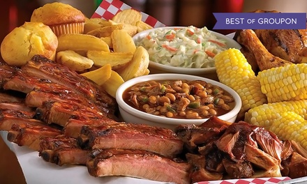 Barbecue and Sides for Dine-in or Carryout Service at  Famous Dave's (Up to 33% Off)
