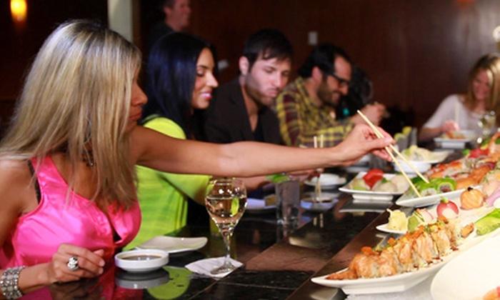 DragonFire Japanese Steakhouse - Mount Lebanon: Japanese Cuisine for Dinner or Omakase Tasting for Two or Four at DragonFire Japanese Steakhouse (Up to 55% Off)