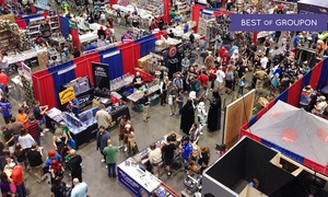 Cincinnati Comic Expo: $52 for a Three-Day VIP Pass to the 2016 Cincinnati Comic Expo, Held September 23-25 ($99 Value)