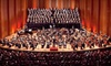 Houston Symphony - Jones Hall: Three Classical-Music Concerts for One or Two from Houston Symphony at Jones Hall (Up to 70% Off)