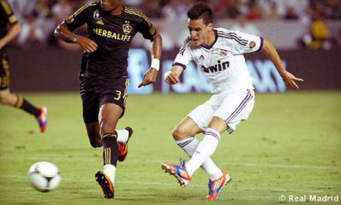 2012 World Football Challenge - Stadium District: $75 for a Soccer Match Between Real Madrid and Celtic FC at Lincoln Financial Field on August 11 (Up to $129.90 Value)