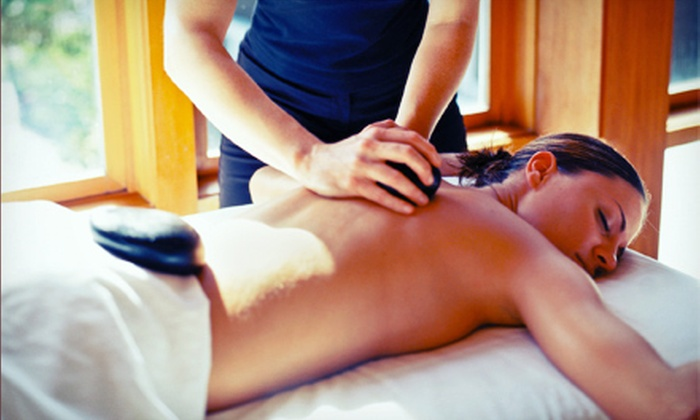 3 Springs Massage & Yoga - Apple Valley: 60-Minute Hot-Stone Massage or 90-Minute Hot-Stone Massage and Foot Scrub at 3 Springs Massage & Yoga (Up to 59% Off)