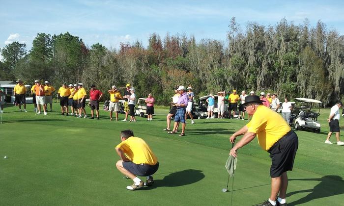 Big Cypress Golf & Country Club - Lakeland: Up to 57% Off Round ofGolf w/Cart &range balls at Big Cypress Golf & Country Club