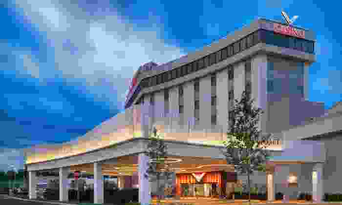 Valley Forge Casino Resort - Independence Ball Room at Valley Forge Casino Resort: One-Night Stay with Casino and Dining Credits at Valley Forge Casino Resort in King of Prussia, PA