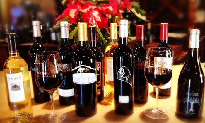 Oak Ridge Winery - Lodi: Wine Tasting for Two or Four at Oak Ridge Winery (Up to 58% Off)