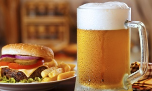 Miller's Corner Bar: Pub Fare or Burgers and Beer for Four at Miller's Corner Bar and Grill (Up to 52% Off)