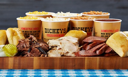 Barbecue Cuisine, Sides, and Drinks at Dickey's Barbecue Pit - Highland (Up to 40% Off)