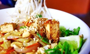 Wok Box: Fresh Asian Cuisine for Two or Four at Wok Box (Up to 46% Off)