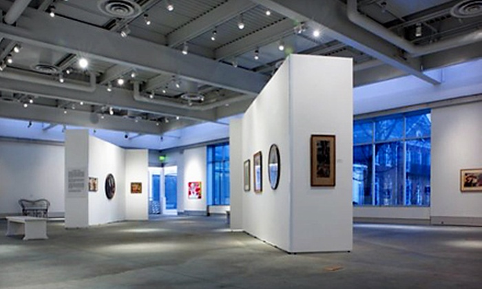 Saginaw Art Museum - North Michigan: Art-Museum Admission for Two or Four Adults or One-Year Family Membership to Saginaw Art Museum (Up to Half Off)