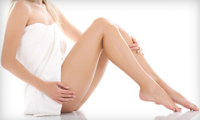 NY Vascular Laser Center - Upper East Side: One or Two Sclerotherapy Spider-Vein Treatments with Consultation at NY Vascular Laser Center (Up to 69% Off)