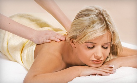 Two 60- or 90-Minute Massages and Infrared-Sauna Sessions at Bardos Massage and Wellness (Up to 56% Off)