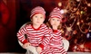 Up to 83% Off Holiday-Photo-Shoot Package