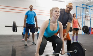 CrossFit Iron Addicts: Month of Training or Intro Course with Option for Two Weeks of Training at CrossFit Iron Addicts (Up to 69% Off)