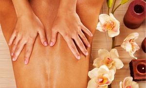 The Colours & Esthetics Studio: Swedish Massage or Hot Stone Massage with a Facial at The Colours & Esthetics Studio (Up to 58% Off)