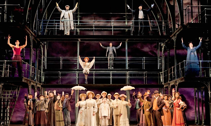 """Ragtime - Palace Theater: """"Ragtime"""" on January 22 or 23"""