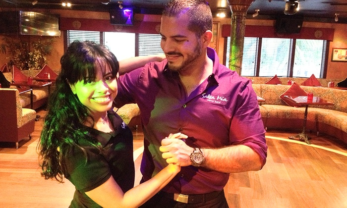 Salsa Mia - Miami Beach: 4 or 6 Nights of Salsa Classes and Dancing at Salsa Mia (Up to 67% Off)