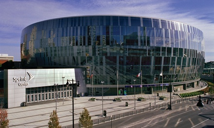 CBE Hall of Fame Classic Men's College Basketball Tournament at Sprint Center on November 24 and 25 (Up to 59% Off)