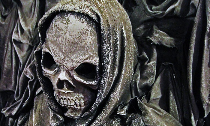 Castle Blood - Monessen: Haunted House Game for Two or Four at Castle Blood (Up to 45% Off)
