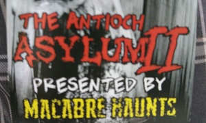Antioch Asylum: Up to 50% Off Haunted House Admission at Antioch Asylum