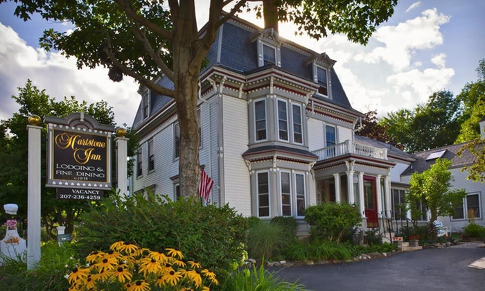 Hartstone Inn - Camden, ME: Two-Night Stay with Fine-Dining Credit at Hartstone Inn in Camden, ME