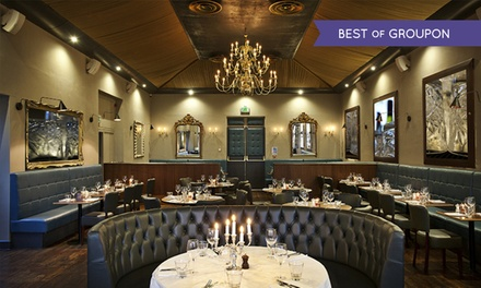 Two-Course Meal with Prosecco for One or Two at Locale Restaurant (48% Off)