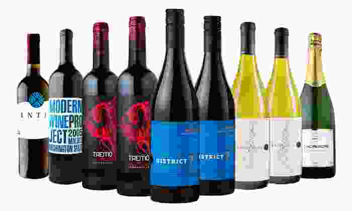Heartwood & Oak: Curated Premium Wines Delivered from Heartwood & Oak (Up to 67% Off). Two Options Available.