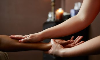 Spa Logic – 42% Off Massage, Mani-Pedi, Facial, and Wine