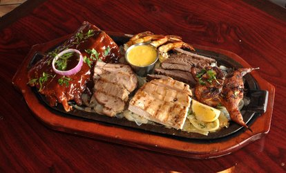 image for Tex-Mex Food for Two or for Take-Out at Rico's <strong>Mexican</strong> Grill (35% Off)
