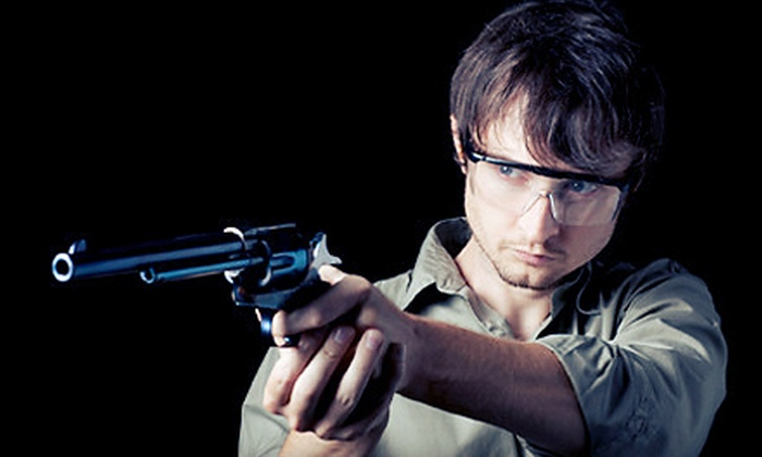 Spartan Defense - Corpus Christi: Concealed-Handgun Class for One or Two from Spartan Defense (Up to 56% Off)