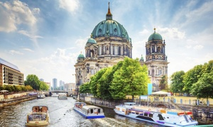 ✈ 8- to 10-Day Germany Vacation w/ Air from Great Value Vacations at Germany Vacation with Hotel, Air, and Tour from Great Value Vacations - Munich and Berlin, plus 6.0% Cash Back from Ebates.