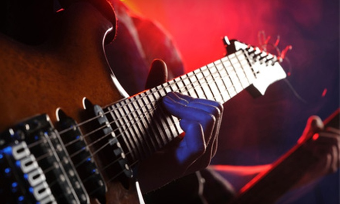 Ft Wayne Guitar Dojo - Downtown Fort Wayne: Two, Four, or Six 40-Minute Private Guitar Lessons at Ft Wayne Guitar Dojo (Up to 59% Off)