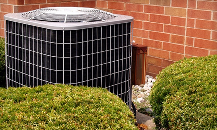 Temprite - Central Jersey: Air-Conditioner or Furnace Tune-Up, or Both from Temprite (Up to 61% Off)