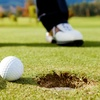 Up to 65% Off Golf Lessons for One or Two