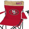 Two NFL Collapsible Quad Chairs