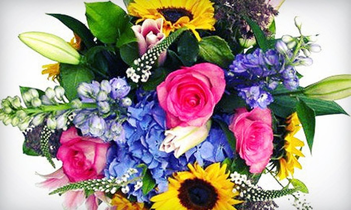 Special Moments Flowers And Gifts - North Vancouver: $30 for $60 Worth of Flowers at Special Moments Flowers And Gifts