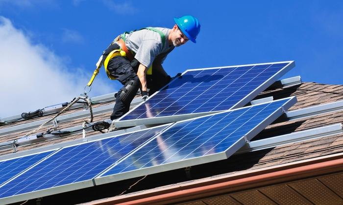 LA Solar Group - Los Angeles: $144 for $299 Groupon — LA Solar Group