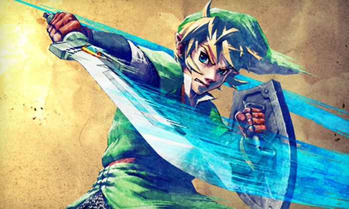 "The Legend of Zelda: Symphony of the Goddesses - Los Feliz: ""The Legend of Zelda"": Symphony of the Goddesses at Greek Theatre on June 12 at 8 p.m. (Up to 40% Off)"