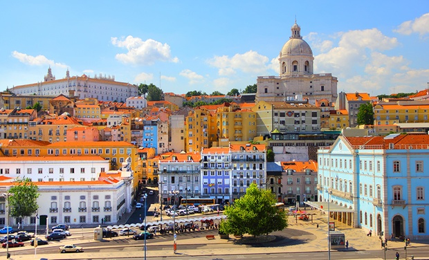 TripAlertz wants you to check out ✈ 7-Day Lisbon Vacation with Round-Trip Airfare from SATA. Price/Person Based on Double Occupancy. ✈ 7-Day Lisbon Vacation with Airfare - Lisbon Vacation with Airfare