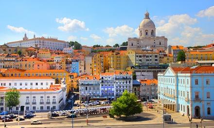 ✈Lisboa y Oporto: 5 noches para 1 con desayuno, vuelo de I/V desde Madrid o Barcelona y tren en hotel de 3 o 4*