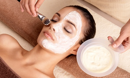 $99 for a Spa Package with a Facial, Body Wrap, and Mani-Pedi at Spa At The Mansions ($420 Value)