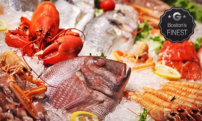 Rowand Fisheries - Beverly: $15 for $30 Worth of Fresh Seafood at Rowand Fisheries